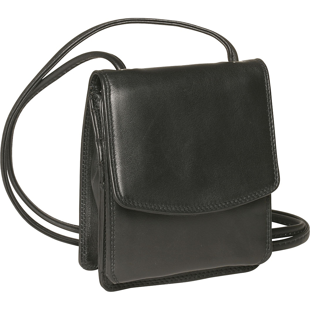 Derek Alexander Shoulder/Belt Wallet on a String - Handbags, Designer Handbags