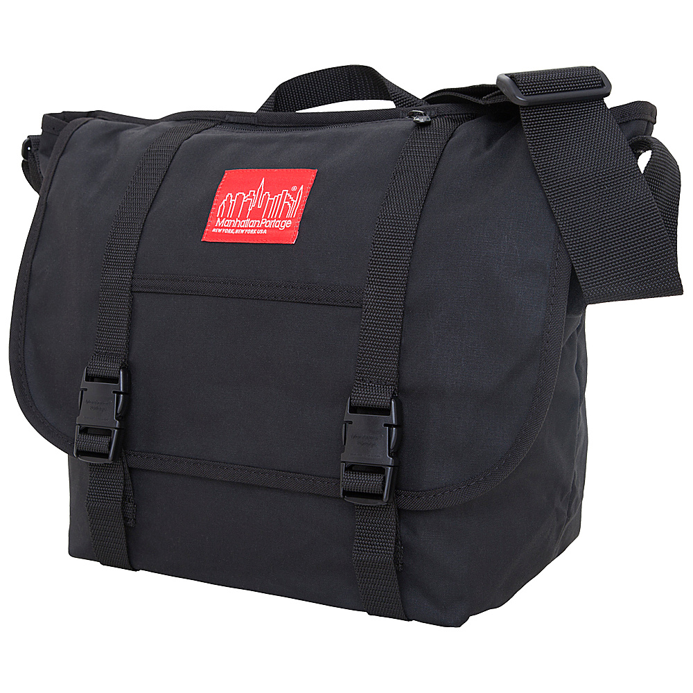 Manhattan Portage Waxed Canvas Messenger Bag - Medium - Work Bags & Briefcases, Messenger Bags