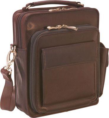 Osgoode Marley Cashmere Large Travel Pack - Brandy