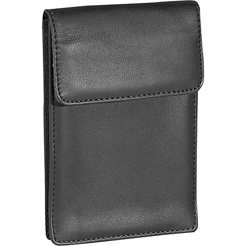 Royce Leather Blackberry Case - Black