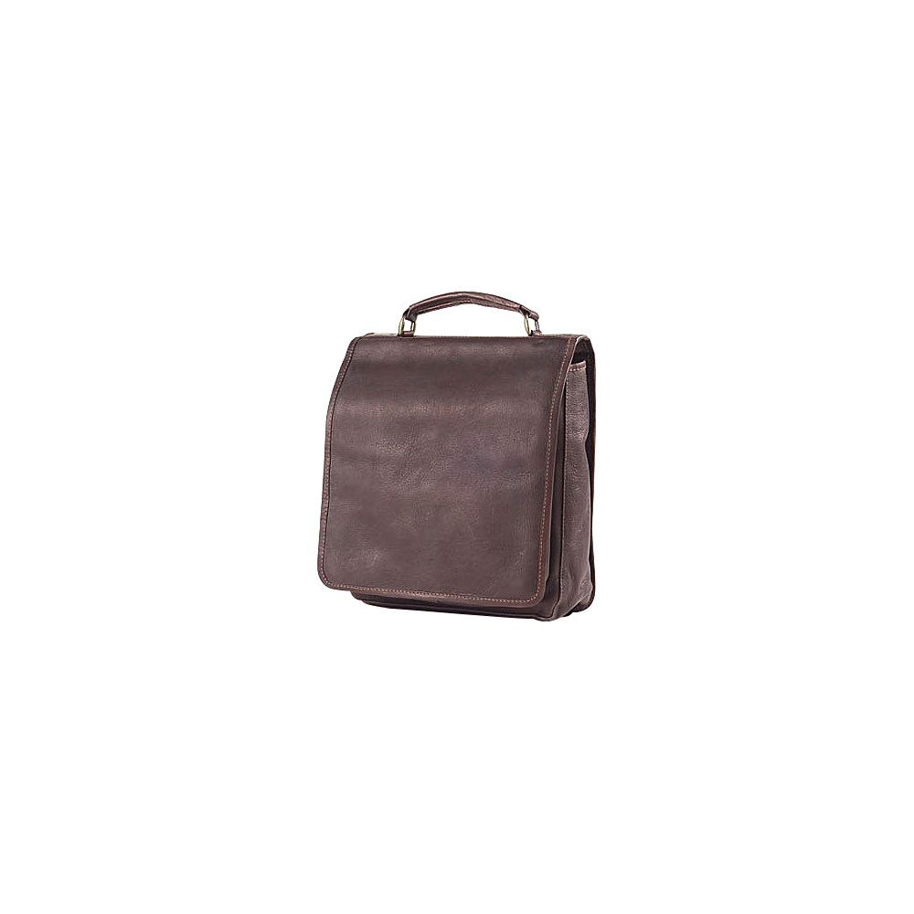 Clava Hip-to-Be Square Backpack - Vachetta Cafe - Backpacks, Business & Laptop Backpacks