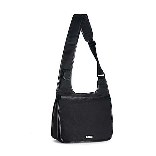 Bisadora Nylon Messenger Bag - Shoulder Bag