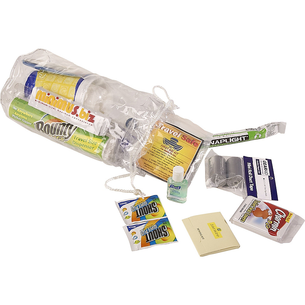 Minimus Car Travel Essentials Kit As Shown