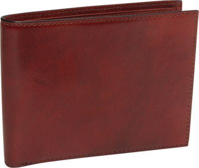 Bosca Old Leather Executive I.D. Wallet Cognac - Bosca Men's Wallets