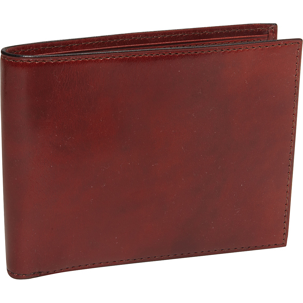 Bosca Old Leather Executive I.D. Wallet Cognac - Bosca Men's Wallets