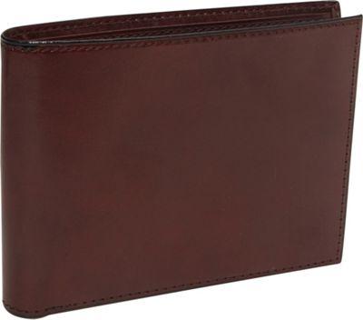 Bosca Old Leather Executive I.D. Wallet Dark Brown - Bosca Men's Wallets