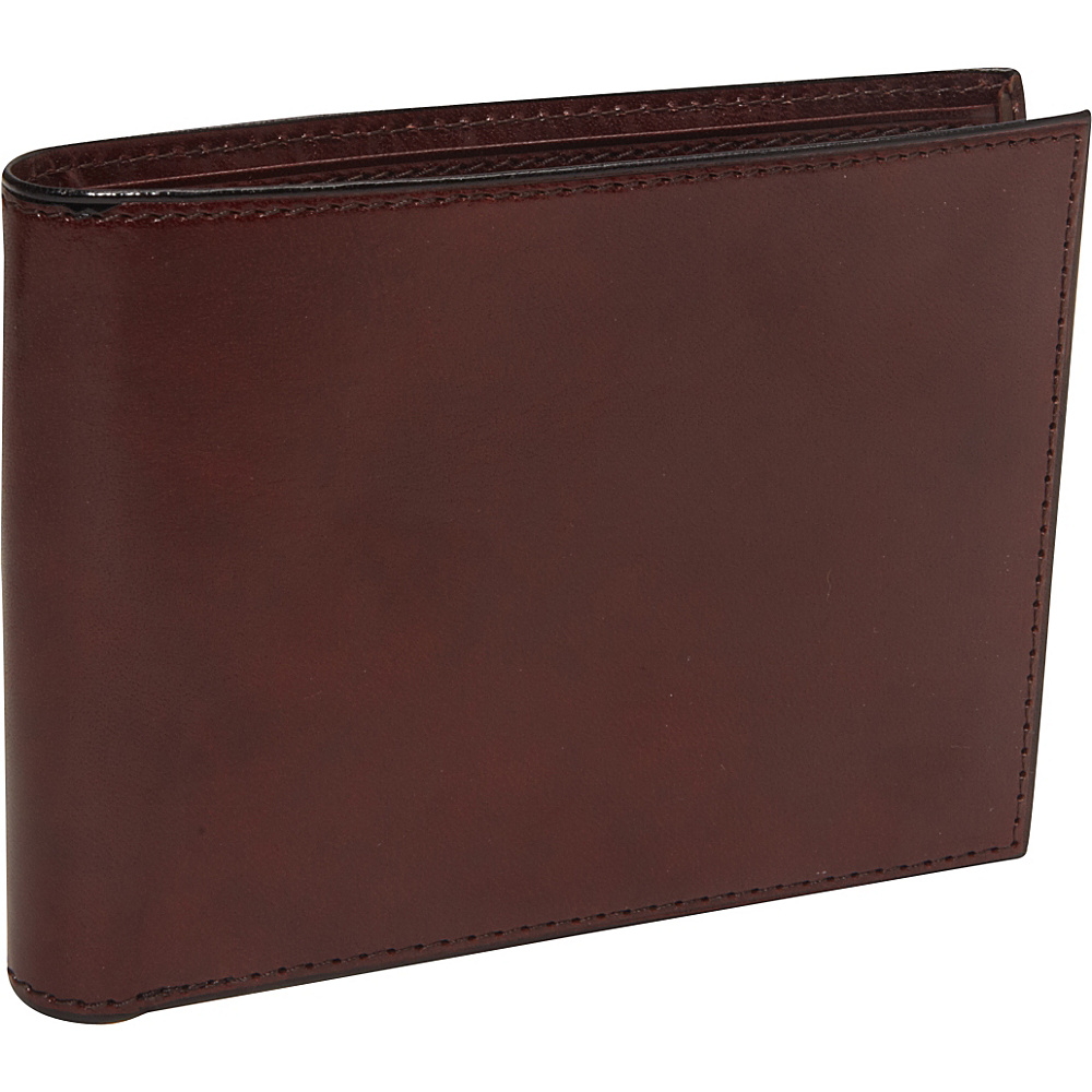 Bosca Old Leather Executive I.D. Wallet Dark Brown - Bosca Men's Wallets
