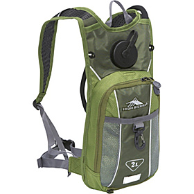 Soaker 70 Hydration Pack Amazon, Pine, Charcoal
