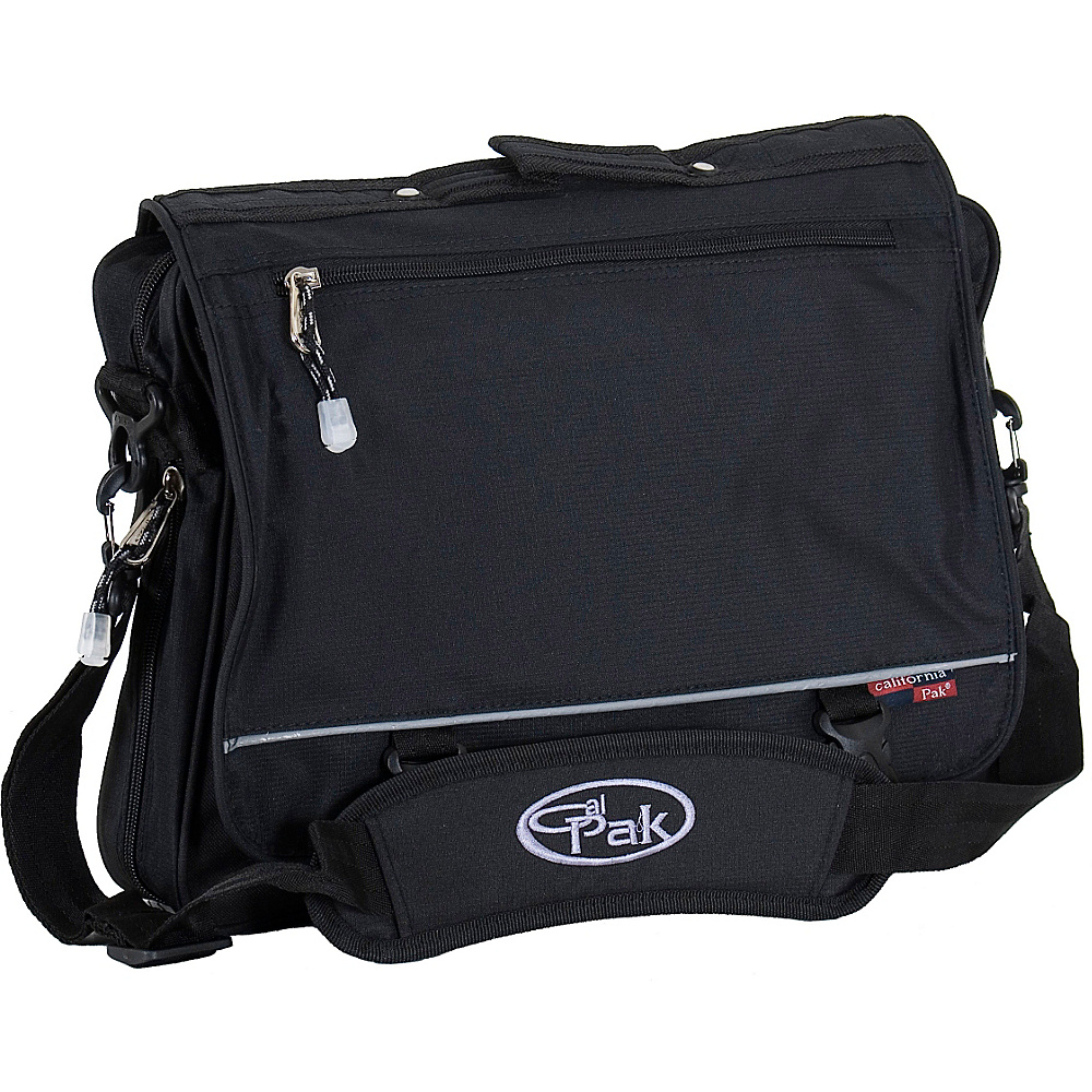 CalPak Negotiator - Black - Work Bags & Briefcases, Messenger Bags