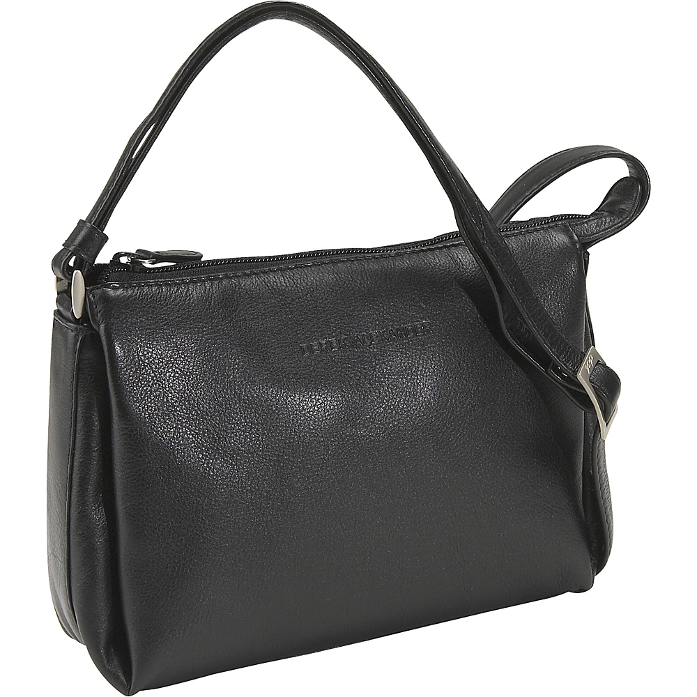 Derek Alexander East West Top Zip With Three - Handbags, Leather Handbags