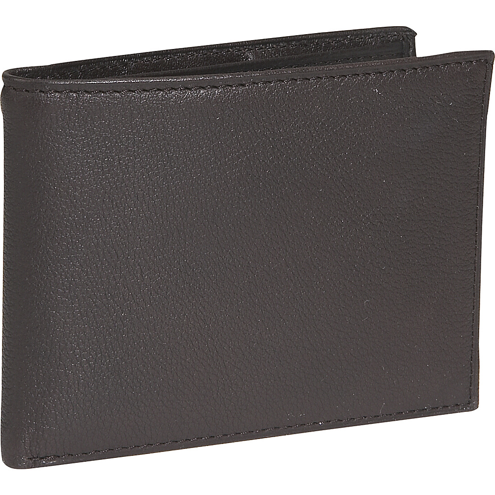 Buxton EveryDay Value Ridgewood - Black - Work Bags & Briefcases, Men's Wallets