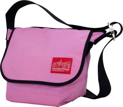 Manhattan Portage Vintage Messenger Bag Pink - Manhattan Portage Messenger Bags