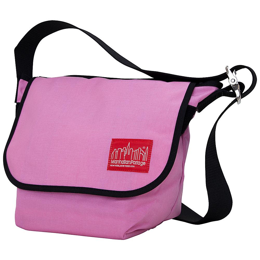 Manhattan Portage Vintage Messenger Bag Pink - Manhattan Portage Messenger Bags - Work Bags & Briefcases, Messenger Bags