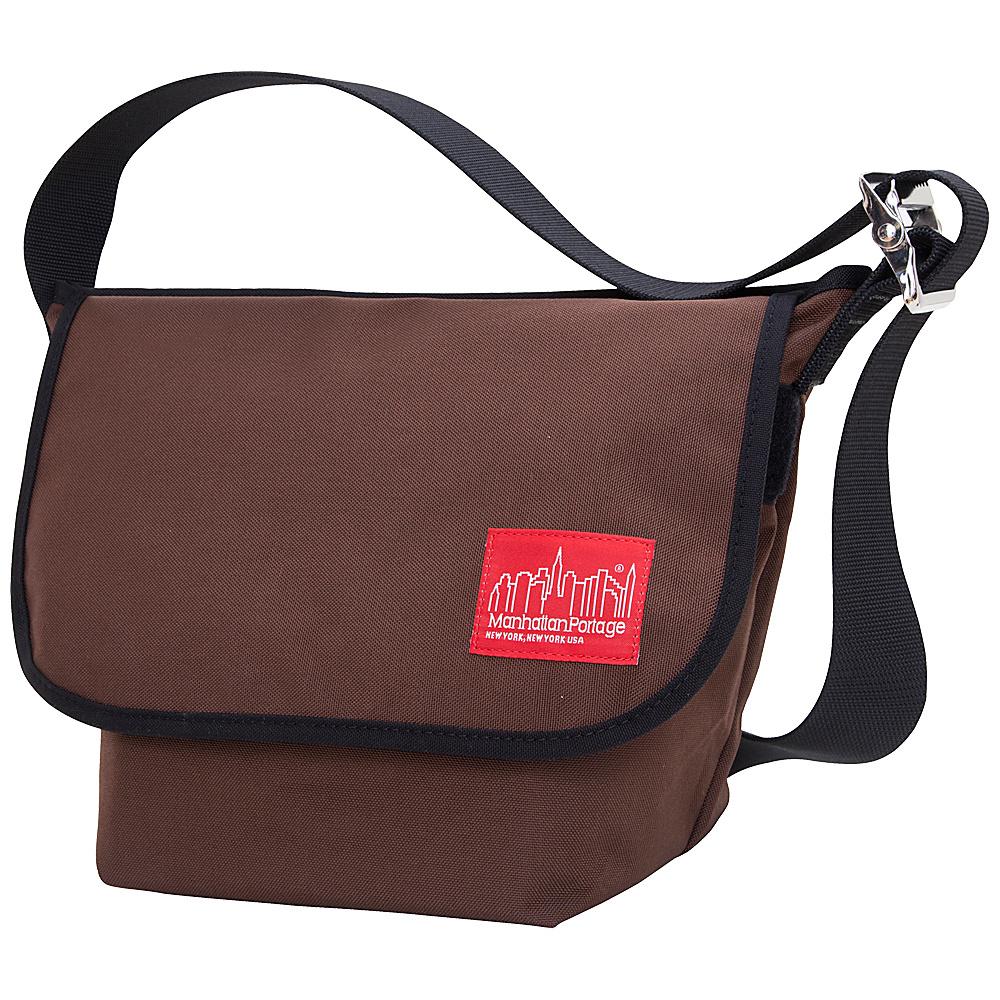 Manhattan Portage Vintage Messenger Bag Dark Brown - Manhattan Portage Messenger Bags - Work Bags & Briefcases, Messenger Bags