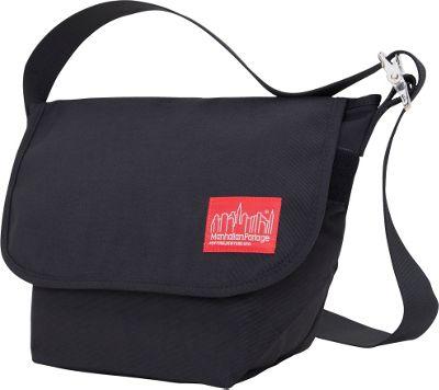 Manhattan Portage Vintage Messenger Bag Black - Manhattan Portage Messenger Bags