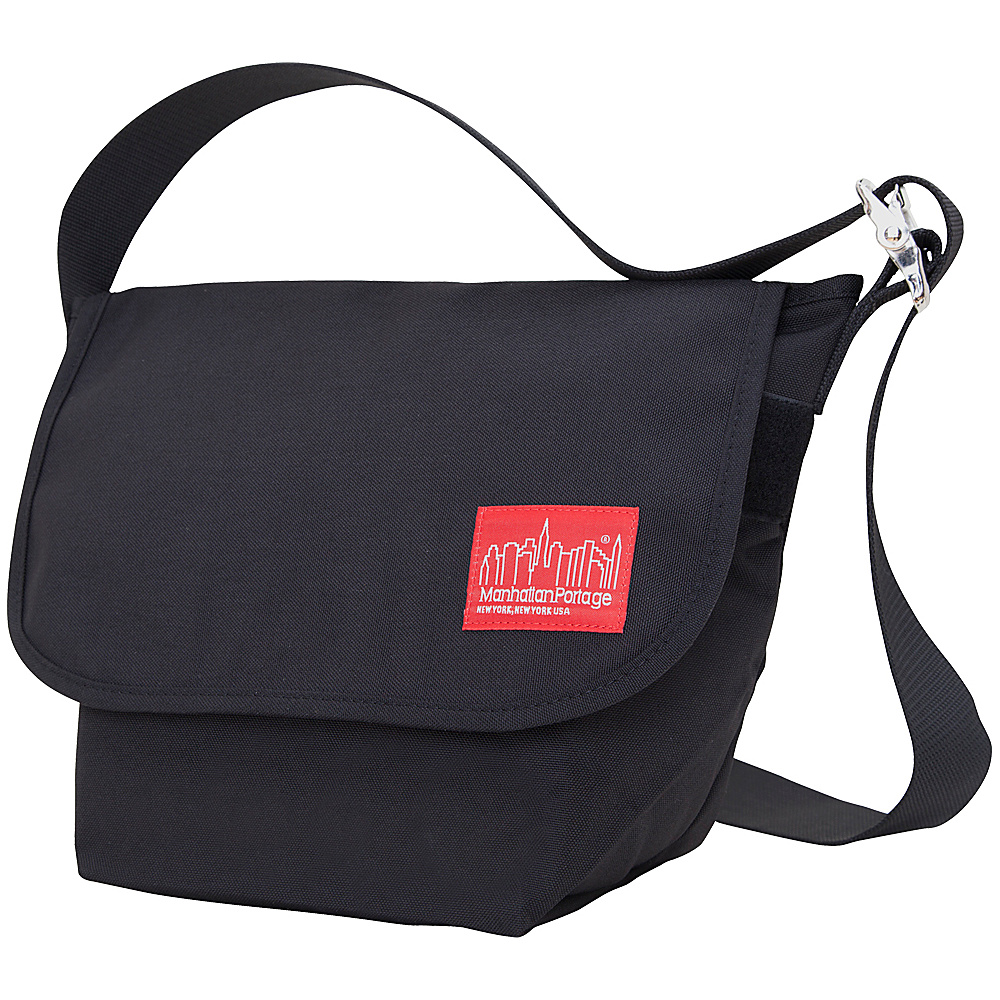 Manhattan Portage Vintage Messenger Bag Black - Manhattan Portage Messenger Bags - Work Bags & Briefcases, Messenger Bags