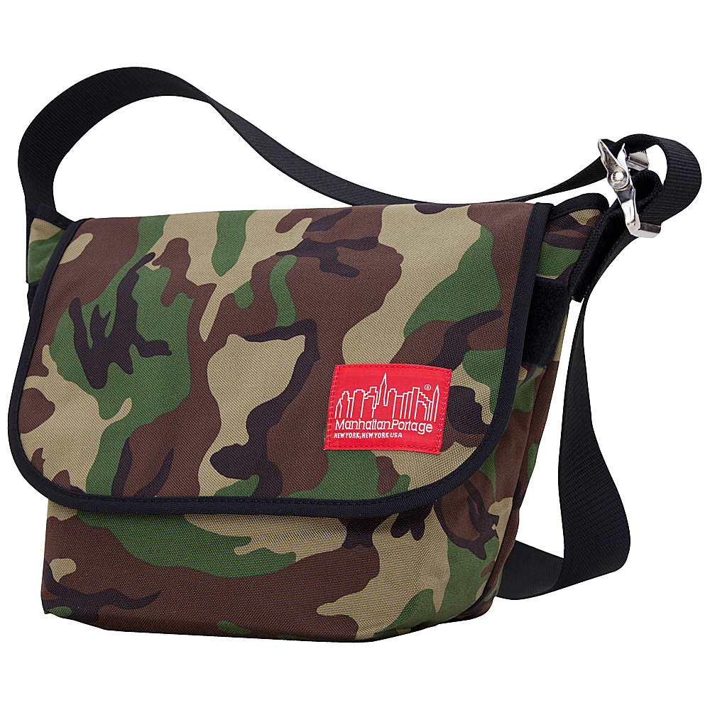 Manhattan Portage Vintage Messenger Bag Camouflage - Manhattan Portage Messenger Bags - Work Bags & Briefcases, Messenger Bags