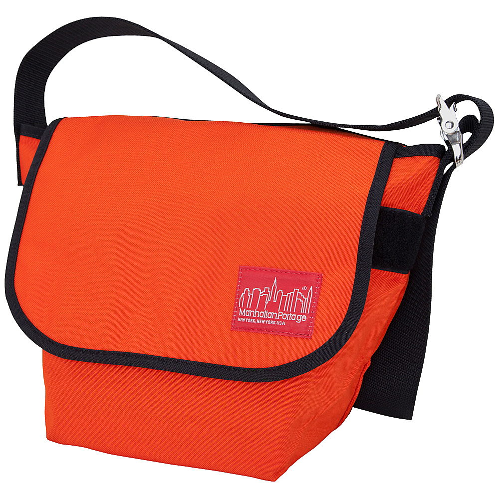 Manhattan Portage Vintage Messenger Bag Orange - Manhattan Portage Messenger Bags - Work Bags & Briefcases, Messenger Bags