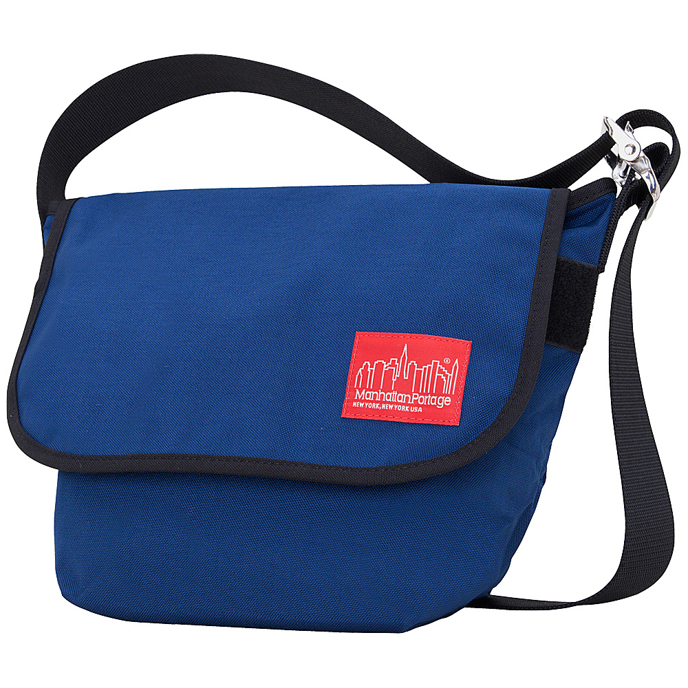 Manhattan Portage Vintage Messenger Bag - Navy - Work Bags & Briefcases, Messenger Bags