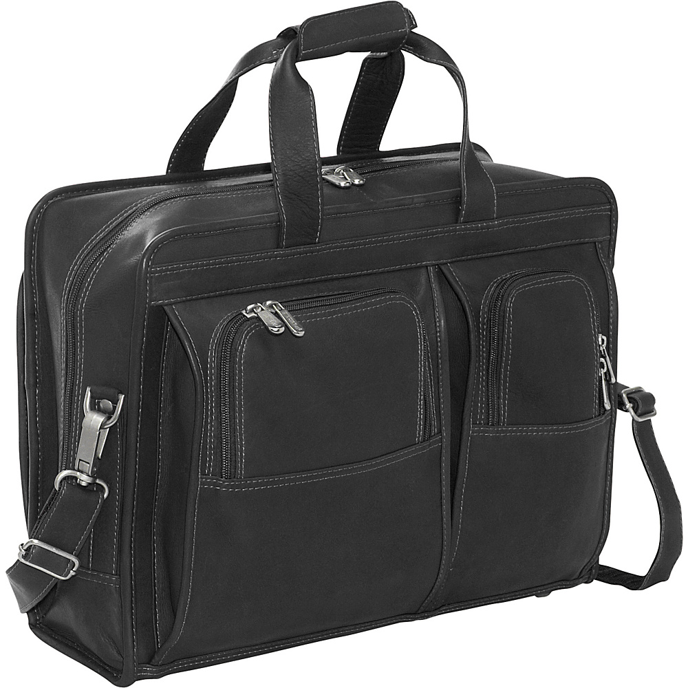 Piel Professional Computer Portfolio - Black - Work Bags & Briefcases, Non-Wheeled Business Cases