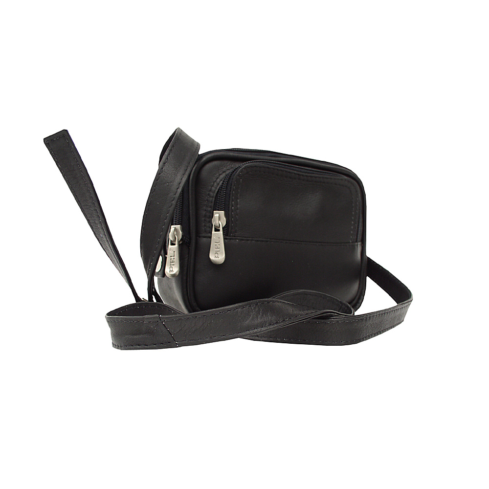 Piel Traveler's Camera Bag - Black