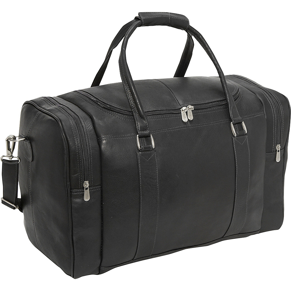 Piel Classic Weekend Carry-On - Black - Luggage, Luggage Totes and Satchels