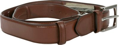 travelon leather money belt one size fits all 2 colors