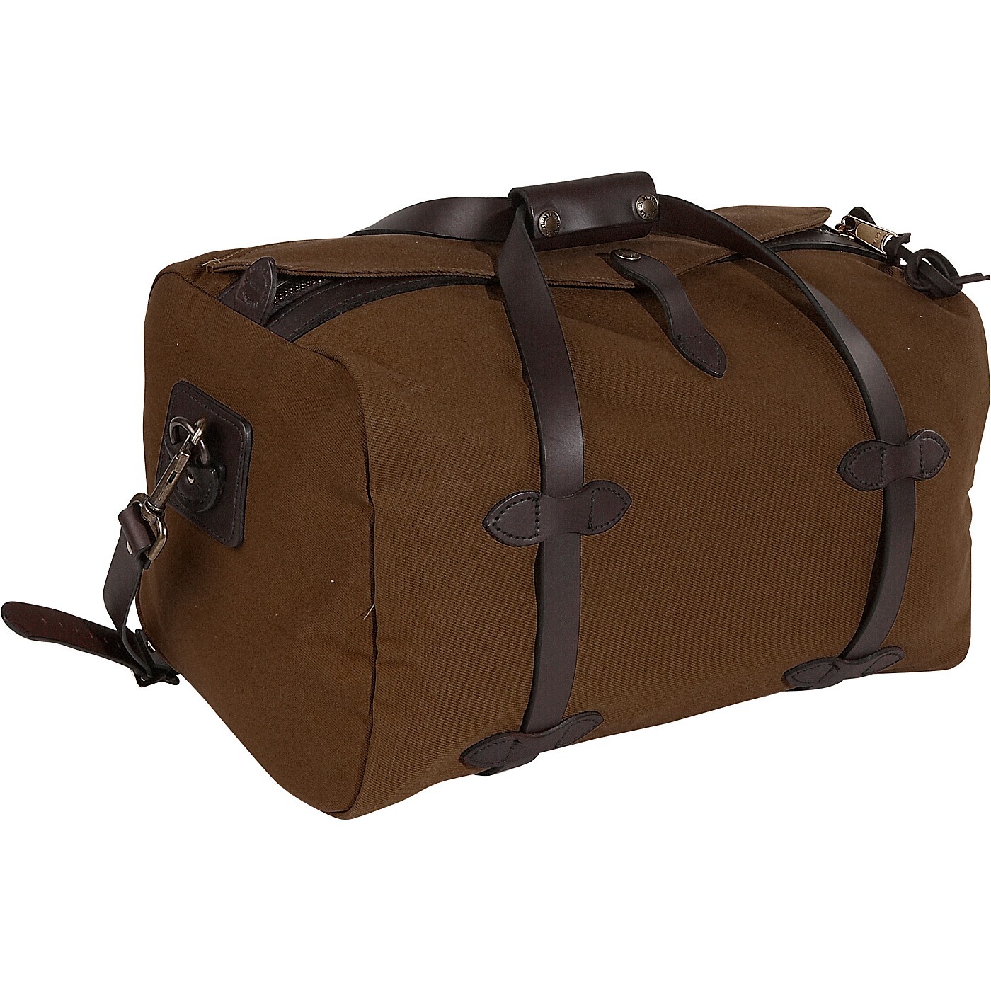 b6705be3bee7 Small 18 Duffel Bag BROWN on PopScreen