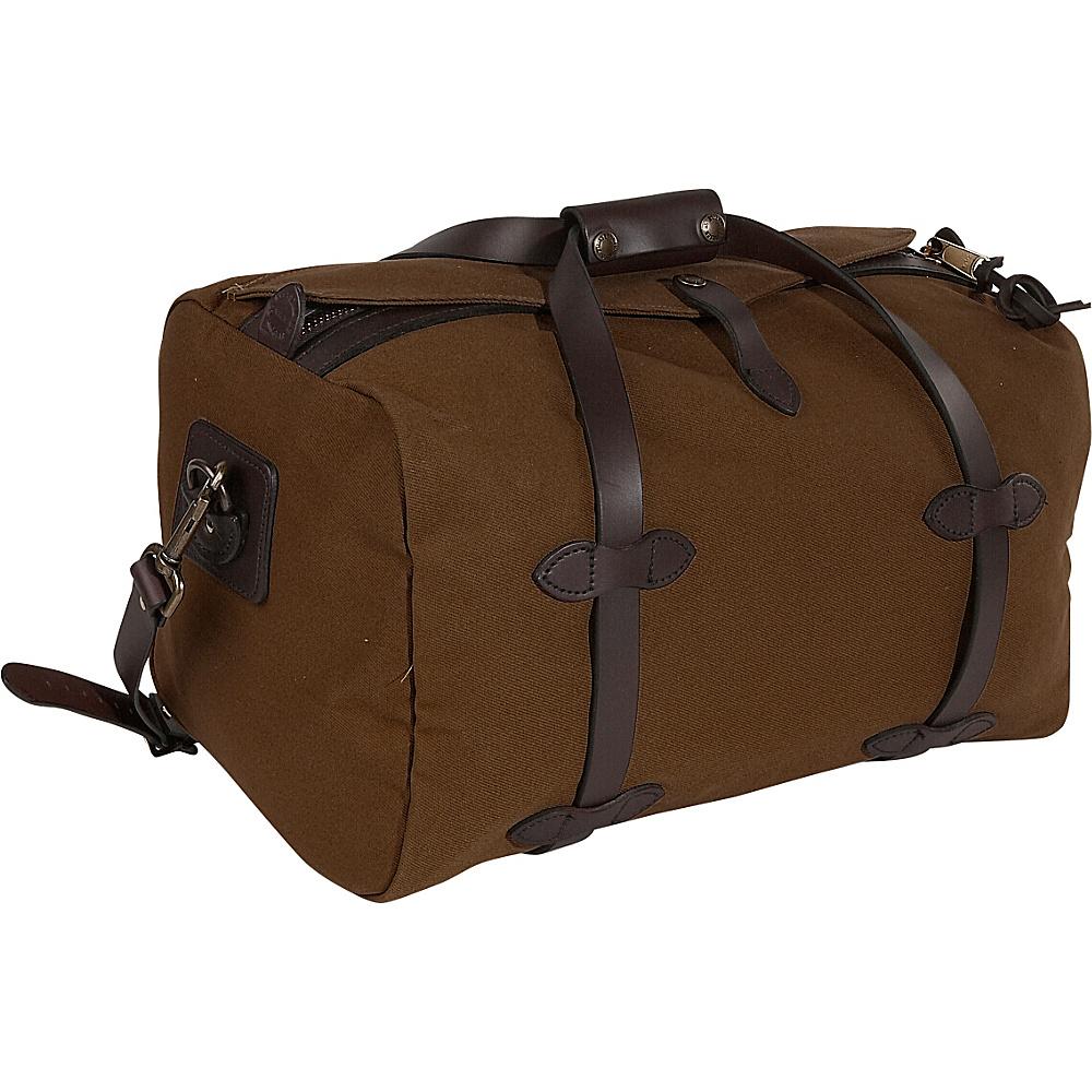 Filson Small 18 Duffel Bag BROWN
