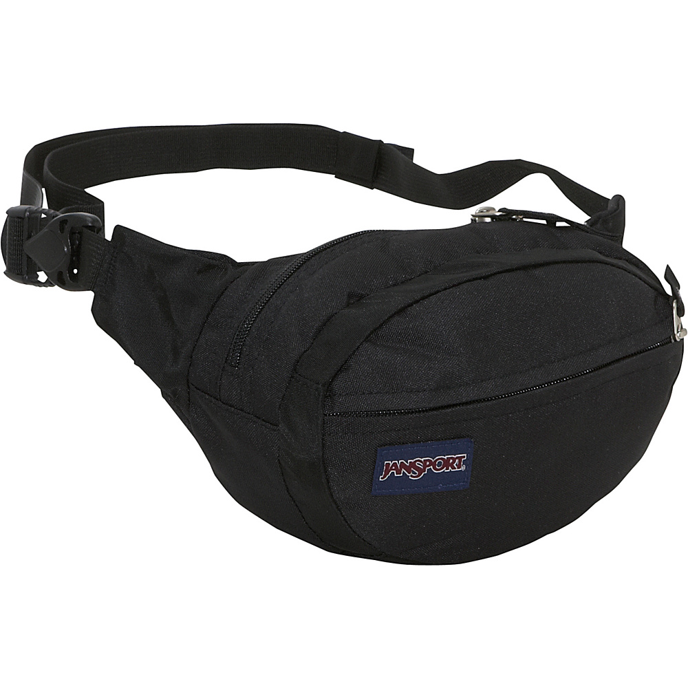 Jansport Fifth Avenue Waist Pack - Black - Backpacks, Waist Packs & Fanny Packs
