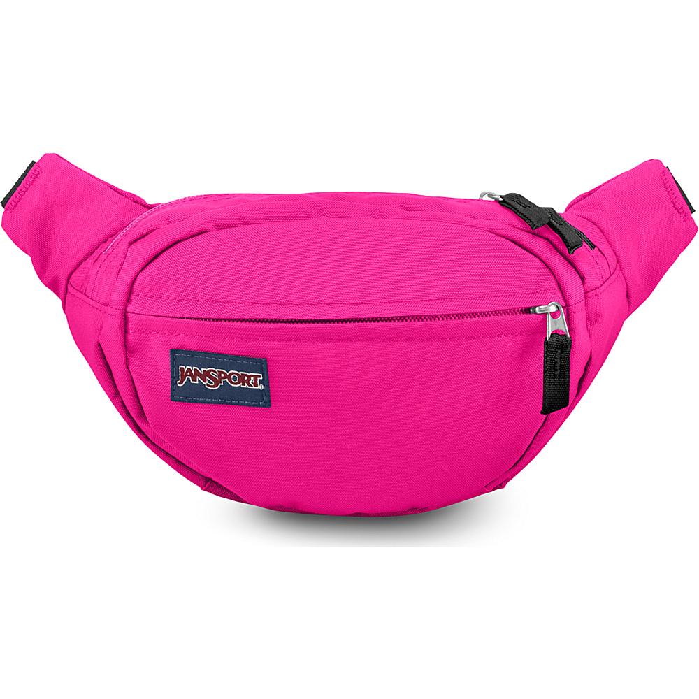 JanSport Fifth Avenue Waistpack Cyber Pink - JanSport Waist Packs & Fanny Packs - Backpacks, Waist Packs & Fanny Packs