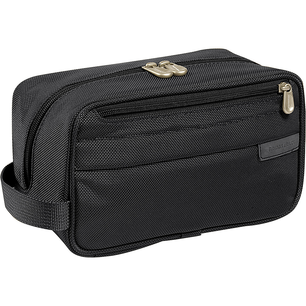 Briggs & Riley Baseline Classic Toiletry Kit - Black - Travel Accessories, Toiletry Kits