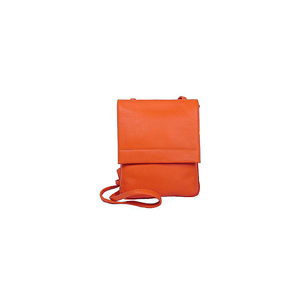 J. P. Ourse Cie. Yellowstone Flat Compact Tangerine