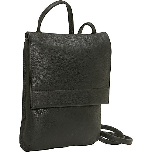 J. P. Ourse & Cie. Yellowstone Flat Compact - Black