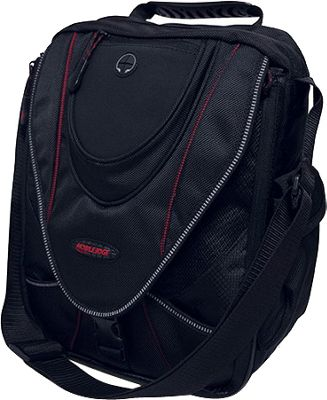 Mobile Edge Mini Messenger Gadget Bag - 9-13.3 Black/Red - Mobile Edge Laptop Messenger Bags