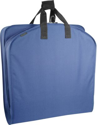 """Wally Bags 60"""" Gown Bag - Navy"""