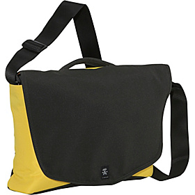 The Skivvy - Large Gunmetal/Yellow