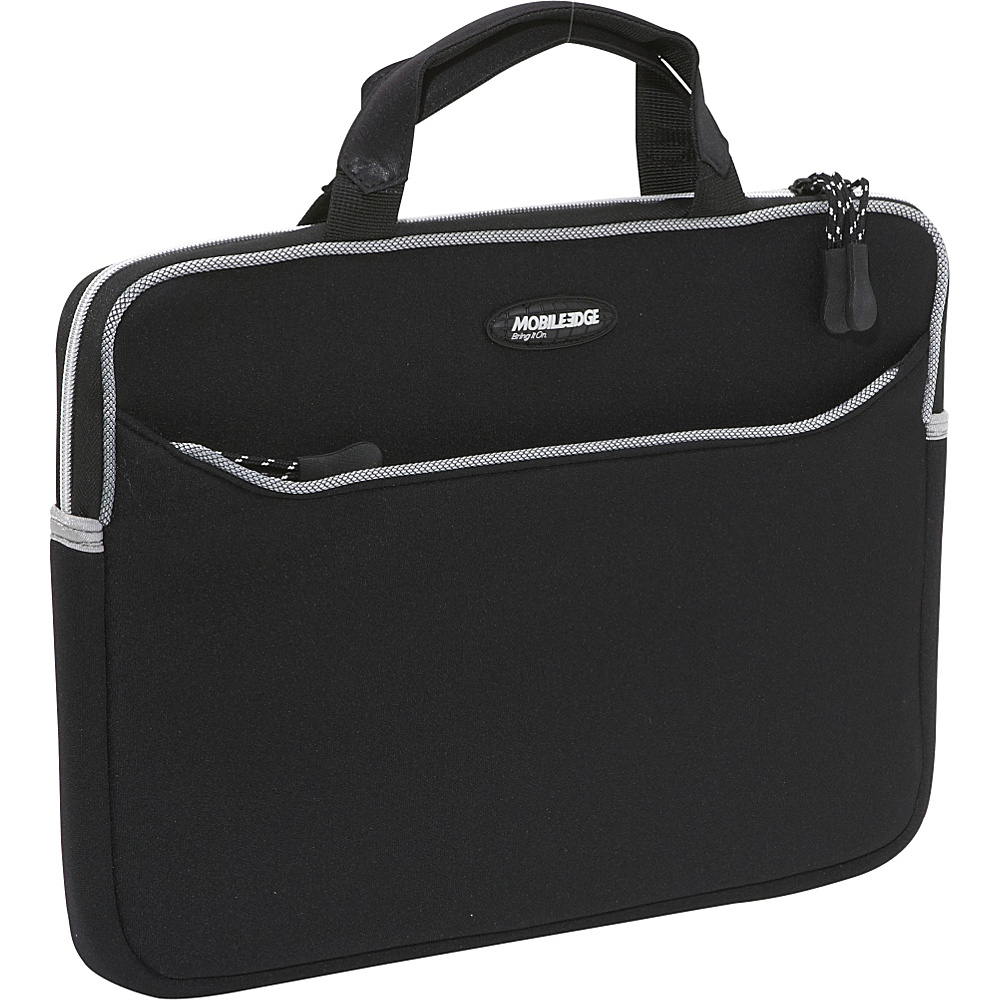 Mobile Edge Neoprene Laptop Sleeve 14.1 PC Black