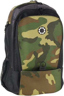 DadGear Backpack Basic Camo Diaper Bag - Camo