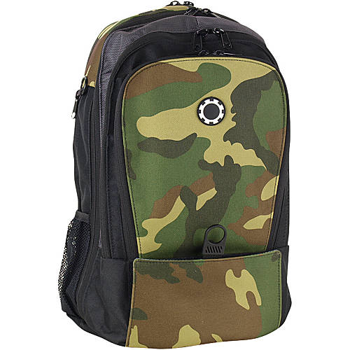 dadgear backpack basic camo diaper bag. Black Bedroom Furniture Sets. Home Design Ideas