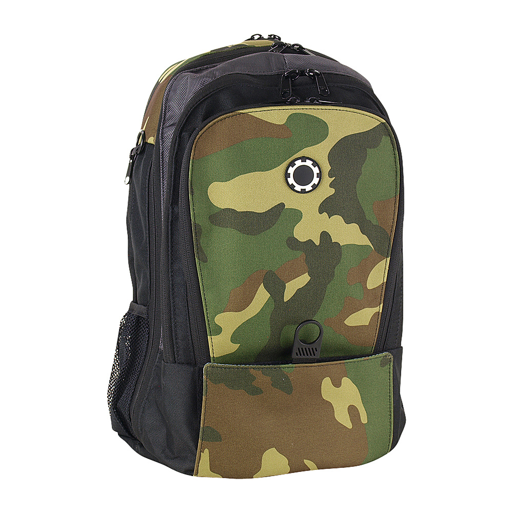 DadGear Backpack Basic Camo Diaper Bag - Camo - Backpacks, Everyday Backpacks