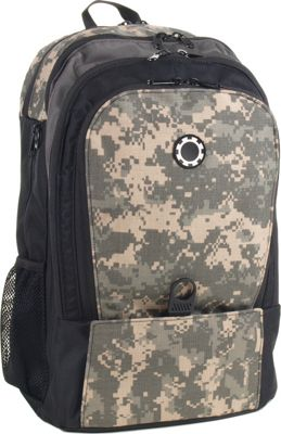 DadGear Backpack Basic Camo Diaper Bag Universal Camo - DadGear Everyday Backpacks