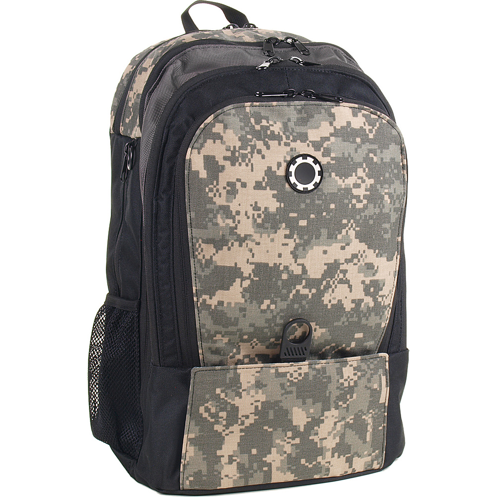 DadGear Backpack Basic Camo Diaper Bag Universal Camo DadGear Diaper Bags Accessories