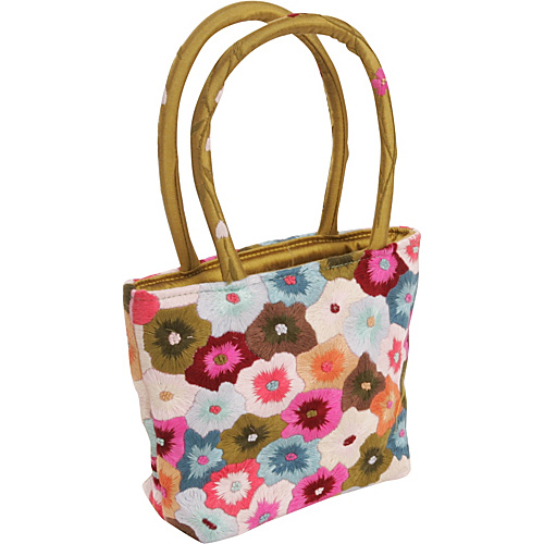 Global Elements Floral Mini Bag - Tote