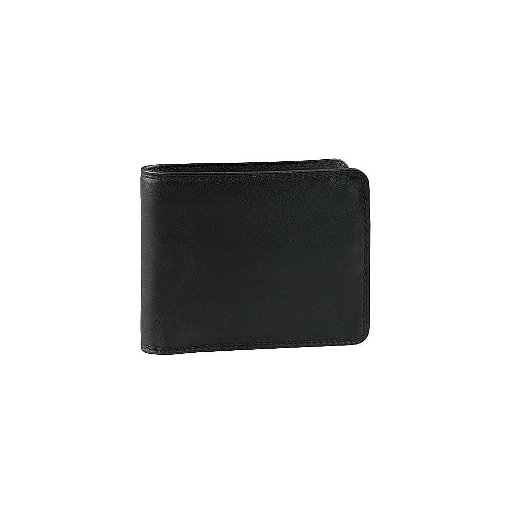 Derek Alexander Credit Card Wallet - Black - Work Bags & Briefcases, Men's Wallets