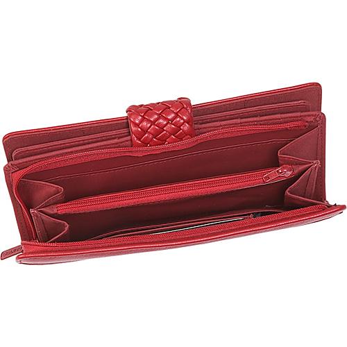 Buxton Ladies Clutch Wallets