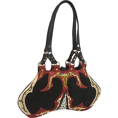 JL Lane Peyton Ember - JL Lane Fabric Handbags