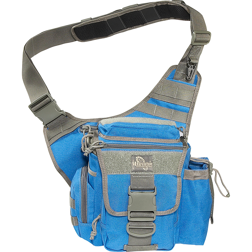 Maxpedition FATBOY S-TYPE VERSIPACK - Royal - Outdoor, Day Hiking Backpacks