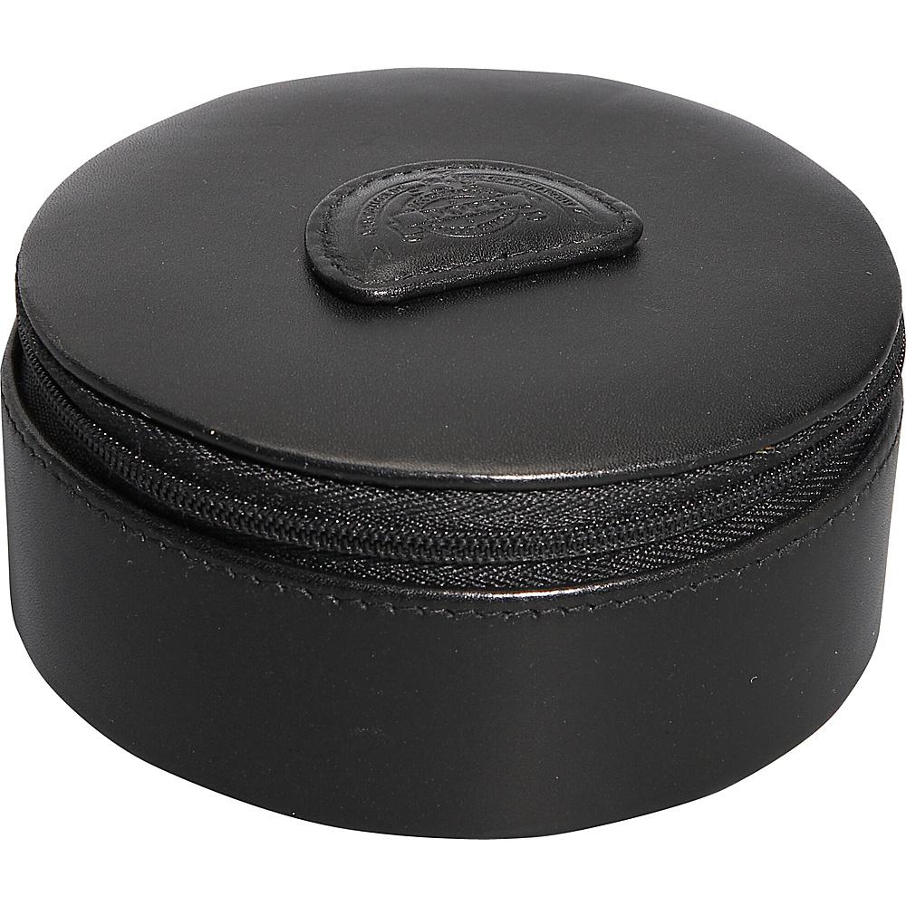 Dopp Zippered Jewelry Box - Black - Travel Accessories, Travel Organizers