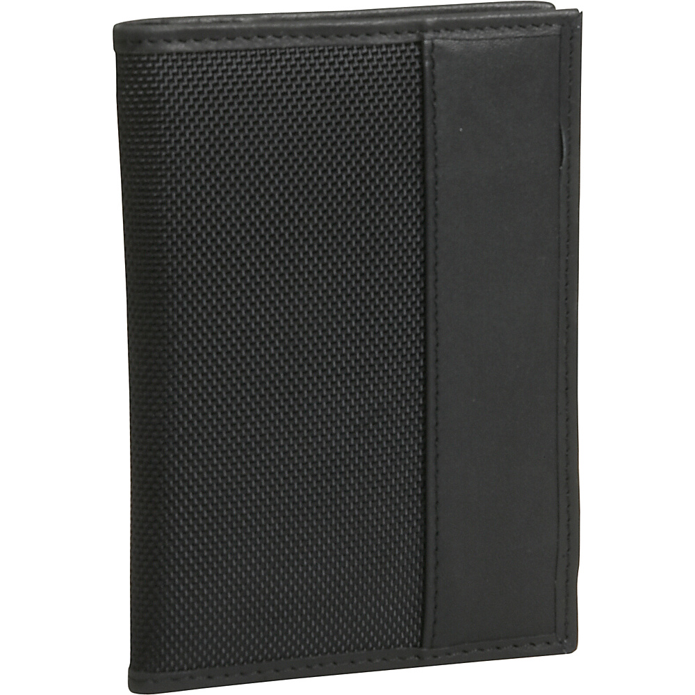 Travelon RFID Blocking Passport Case - Black - Travel Accessories, Travel Wallets